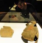 山西陶寺扁壶毛笔朱书,将中国文字史向前推进800年