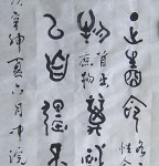 Romantic Charm (Book of Changes), Ding Shimei Bang Script Tower