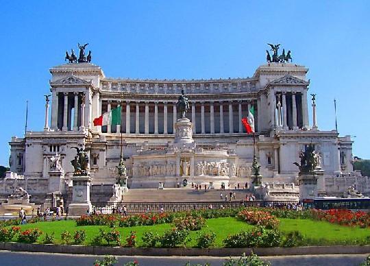 意大利罗马威尼斯宫