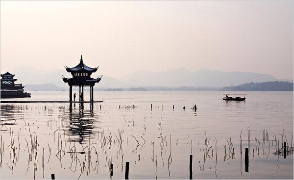 纽约时报:杭州的诗意