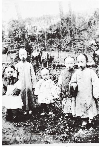 中国近代文化人命运缩影:陈寅恪家族百年兴衰史-1