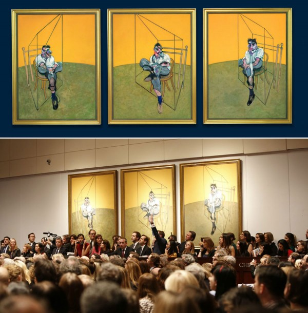 中美两国称霸世界艺术拍卖市场