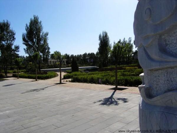 左云景观石刻系列 武州苑-2